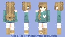 """Υυmmγ' - ♦ Old Request from LookIt'sACookie + """"100 subs"""" ? o.o ♦ Minecraft Skin"""