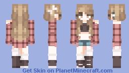Υυmmγ' - ♦ Old Request from Ellalyn ♦ Minecraft Skin