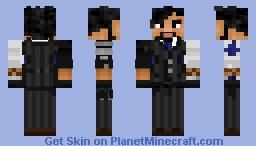 Hanzo - Scion skin Minecraft Skin