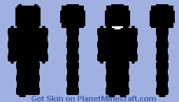Shadow Bonnie Minecraft Skin