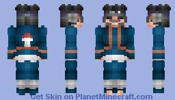 Obito Uchiha Minecraft Skin