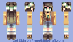 Untaken | Requests Minecraft Skin