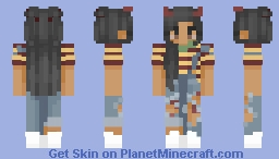 Aesthetic Minecraft Skin