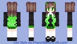 【wнiтee♕】Joy Minecraft Skin