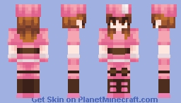 Moon_Aly's Request Minecraft Skin