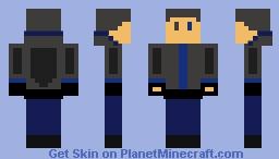 Ryan Xephos- Final Minecraft Skin