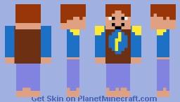 TheLightningStrike Minecraft Skin