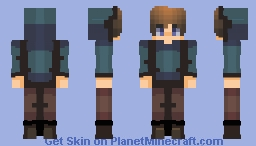 Burnmelikadilla Minecraft Skin
