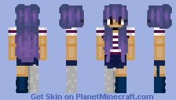 Mitchmatched Socks Sailor Toy - WhippedCream Minecraft Skin