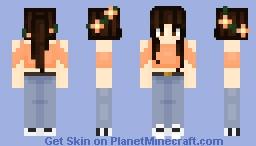 Tropical Summer Minecraft Skin