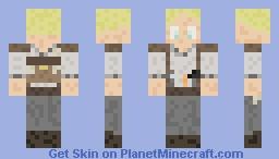 The architect Minecraft Skin