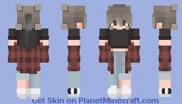 Sythetic heart | WateryGraves Minecraft Skin