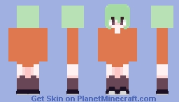 i don't carrot all Minecraft Skin
