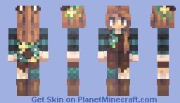 Reverse Truth Minecraft Skin
