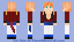 If I Die Young {Request} Minecraft Skin