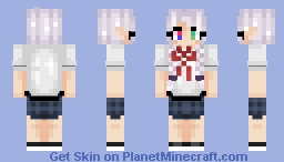 Personal RP OC - Kaida ¬ Tweenie Minecraft Skin