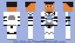 Clone Lieutenant Trap Minecraft Skin