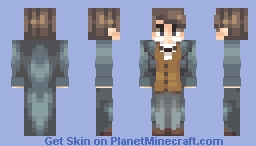 Newt Scamander | Fantastic Beast The Crimes of Grindelwald POPREEL Minecraft