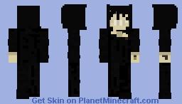 -Ink Demon [Bendy And The Ink Machine] Minecraft Skin