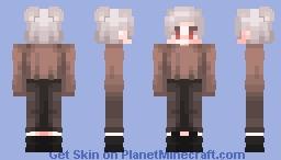 Shion (No. 6) Minecraft Skin