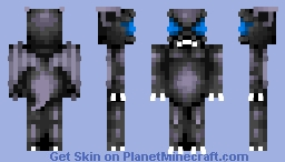 Mlem mlem bat Minecraft Skin