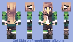 somebody else Minecraft Skin