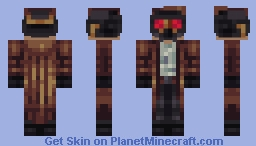 Star-Lord Minecraft Skin