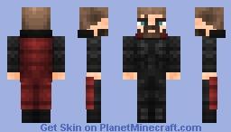 Thor (Infinity War) Minecraft Skin
