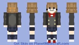 Yukari Sakuragi (that damn umbrella) - Another Minecraft Skin