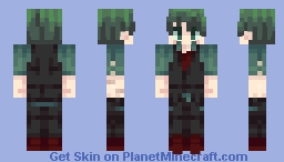 Its more fun to be the villain Minecraft Skin