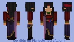 Gypsy [MassiveCraft] [✔] Minecraft Skin