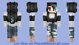 Chatie * Jadeite Fanskin Minecraft Skin