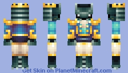 Prince Dung Beetle Minecraft Skin