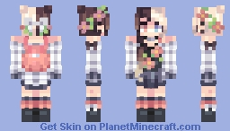 valley of the dolls Minecraft Skin