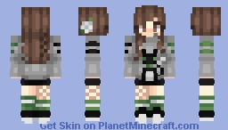 Cat Sweater Minecraft Skin