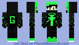 Skin by GroxZR Minecraft Skin