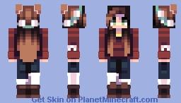 first love - 150+ subs! Minecraft Skin