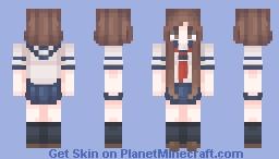 『ᴀᴍɪ』- Karakai Jouzu no Takagi-san, ANIME FANSKIN Minecraft Skin