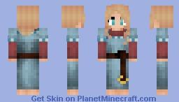 Camilla Minecraft Skin