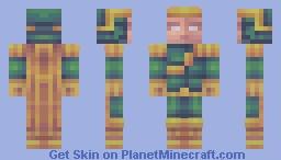 Loki Minecraft Skin