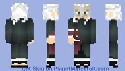 Kashin Koji | Kara (果心居士) Minecraft Skin