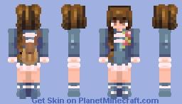 ~✿~𝕾𝖙𝕷𝖊𝖊 ~✿~ Lyn || Contest Result || Popreel Minecraft Skin