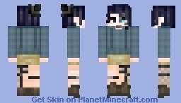 Doll-Dagga Buzz-Buzz Ziggety Zag :: Minecraft Skin