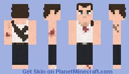John McClane - Die Hard 1 Minecraft Skin