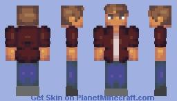 Cartoon 2 Minecraft Skin