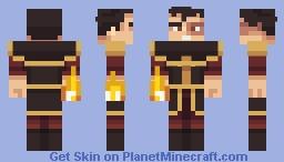 Prince Zuko [The Last Airbender] Minecraft Skin