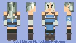 Raynie [Radiant Historia] Minecraft Skin