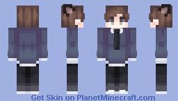 『ᴀᴍɪ』- For SadLeif Minecraft Skin