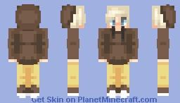 °Bear Bear° --Male version of Thy Persona Minecraft Skin