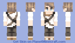 Newt | The Maze Runner POPREEL Minecraft